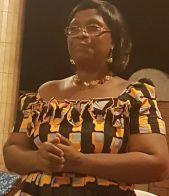 Kiki Juliette President, Baptist Women's Union of Benin