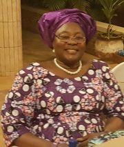 Adebisi Olateru-Olagbegi President, BWUWA of Nigeria