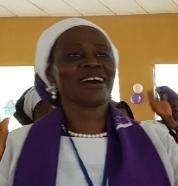 Matilda Dumbuya, President Sierra Leone WMU